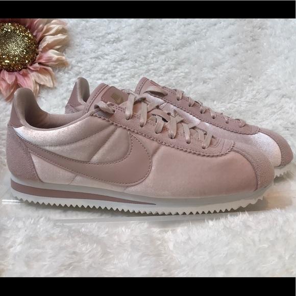 new concept 58b5d e36a7 Nike Women's Velvet Pink Blush Cortez Size 8.5 NEW NWT